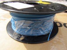 6 Reels x TE 44A Single Core Cable 1.23mm² Harsh Environment Wire / Cable 100m 1005Rl 7893685 (rrp