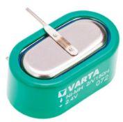 250 x Varta V150H 2.4V NiMH Rechargeable Button Batteries, 150mAh