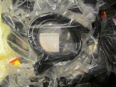 30 x 2m Male SCSI to Female SCSI SCSI Ultra 320 HPDB68 Cable Assembly, Clip Fastener - 8011187