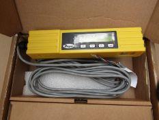 DWYER INSTRUMENTS Ulttrasonic Flow Meter 0.1 - 10 m/s, UFM Series - T&M 9067730
