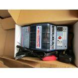 TecMate OptiMate PRO-S Lead Acid 12V 4A Battery Charger UK plug table 9053634