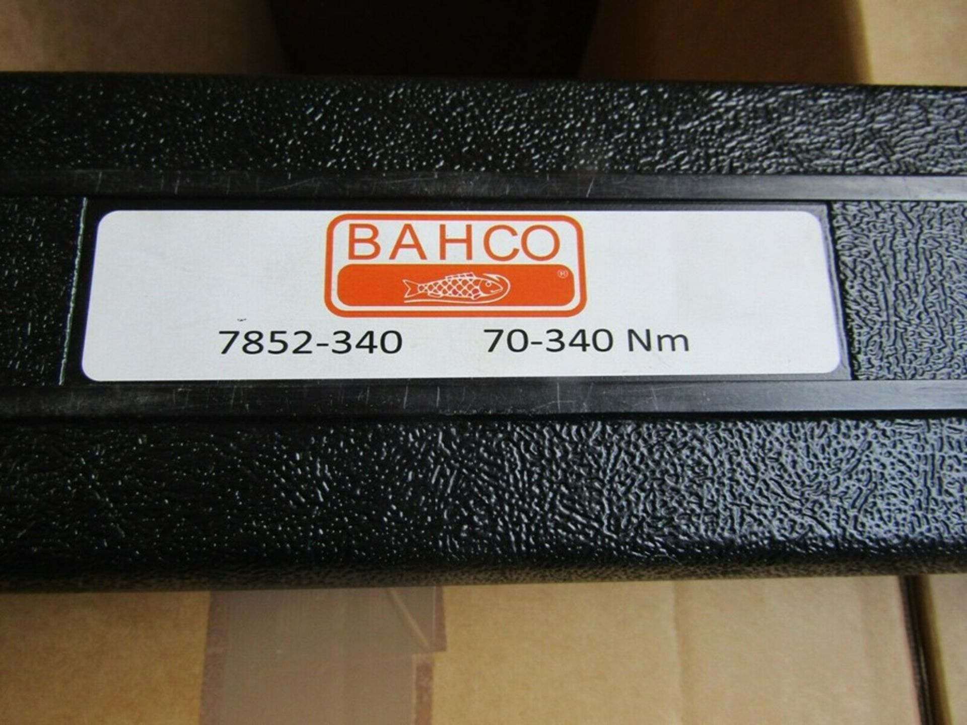 Bahco Square Drive Mechanical Torque Wrench, 70 - 340Nm 14 x 18mm Table 6672421 - Image 4 of 4