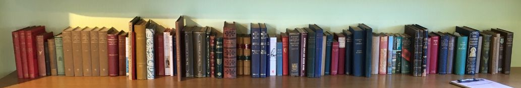 Lot of approx 70 Antique and Scottish Books etc.