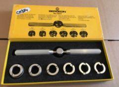 Boxed Bergeon No 5537 Rolex Watch Case Opener.