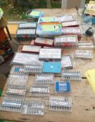 Large Lot of Spring Bars-Strap Bars and Glass Kits etc.