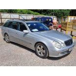 04/04 Mercedes E320 CDI Avantgarde A - 3222cc 5dr Estate (Silver, 171k)