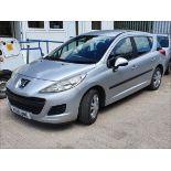 10/10 Peugeot 207 S SW - 1397cc 5dr Estate (Silver, 96k)