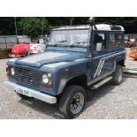 94/LLand Rover 90 DefenderTurbo DSL - 2495cc 4dr 4x4 (Blue, 149k)