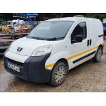 11/61 PEUGEOT BIPPER SE HDI - 1248cc 5dr Van (White, 111k)