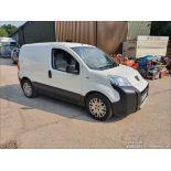 12/62 PEUGEOT BIPPER PROFESSIONAL ATV H - 1248cc Van (White, 78k)