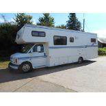 1998 EURO LINER MOBILE HOME - 6466cc 3dr Motor Caravan (White/blue, 63k)