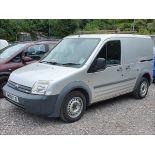 08/08 FORD TRANSIT CONN T200 L110 - 1753cc 5dr Van (Silver, 106k)