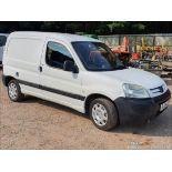 04/04 PEUGEOT PARTNER 600 LX D - 1868cc Van (White, 297k)
