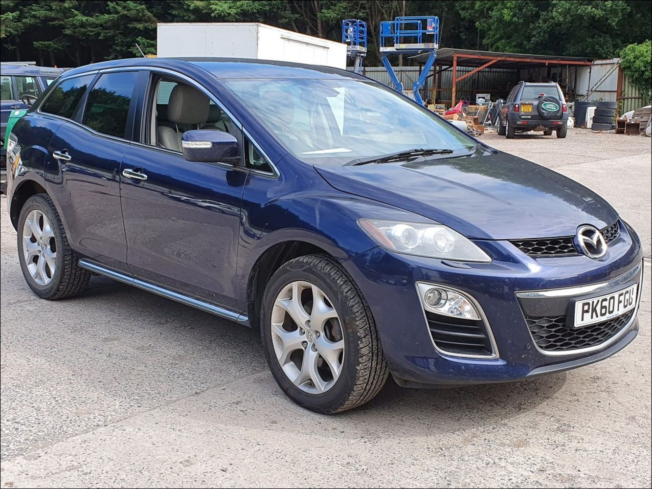 Exeter Car & Commercial Vehicle Auction. Closes from 2pm Wednesday 12th August 2020