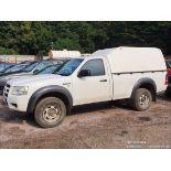 08/57 FORD RANGER R/C 4WD - 2500cc 2dr Pickup (White, 141k)
