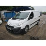 09/59 CITROEN DISPATCH 1000 HDI 90 SWB - 1560cc 2dr Van (White, 101k)