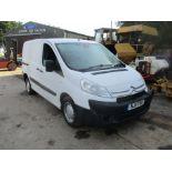 11/11 CITROEN DISPATCH 1000 HDI 90 SWB - 1560cc Van (White, 89k)