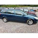 07/07 VAUXHALL ASTRA CLUB A - 1796cc 5dr Estate (Turquoise, 106k)