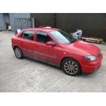 02/52 VAUXHALL ASTRA SXI DTI 16V - 1995cc 5dr Hatchback (Red, 168k)