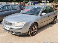 04/04 FORD MONDEO LX TDCI - 1998cc 5dr Hatchback (Silver, 116k)