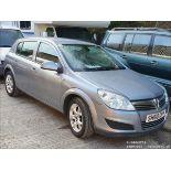 10/60 VAUXHALL ASTRA ACTIVE - 1364cc 5dr Hatchback (Silver, 70k)