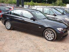 06/56 BMW 320D SE - 1995cc 4dr Saloon (Black, 193k)