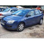 06/55 FORD FOCUS LX AUTO - 1596cc 5dr Hatchback (Blue, 108k)
