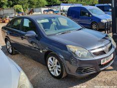 08/58 VAUXHALL VECTRA SRI - 1796cc 5dr Hatchback (Blue, 119k)