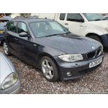 06/06 BMW 120D SE - 1995cc 5dr Hatchback (Grey, 158k)