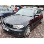 06/56 BMW 116 I SPORT - 1596cc 5dr Hatchback (Black, 132k)