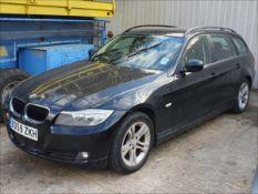 10/59 BMW 318I ES - 1995cc NON RUNNER 5dr Estate (Black, 0k)