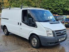 11/11 FORD TRANSIT 85 T300M FWD - 2198cc 6dr Van (White, 32k)