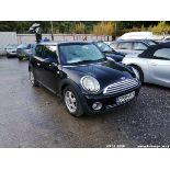 09/09 MINI ONE - 1397cc 3dr Hatchback (Black, 100k)