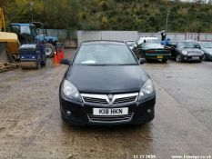 2008 VAUXHALL ASTRA SRI XP - 1796cc 5dr Hatchback (Black, 111k)