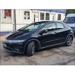 06/56 HONDA CIVIC SE I-CTDI - 2204cc 5dr Hatchback (Black, 187k)