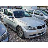 07/07 BMW 318I SE - 1995cc 4dr Saloon (Silver, 114k)