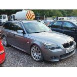 08/08 BMW 535D M SPORT TOURING A - 2993cc 5dr Estate (Grey, 207k)