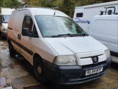 04/54 PEUGEOT EXPERT 900 HDI - 1997cc 2dr Van (White, 166k)