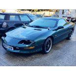 2006 CHEVROLET GMC CAMARO - 3800cc 2dr Coupe (Green, 71k)