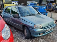 1995 RENAULT CLIO RT CHAMPS ELYSEES A - 1390cc 5dr Hatchback (Blue, 87k)