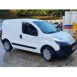 13/62 FIAT FIORINO 16V SX MULTIJET - 1248cc Van (White, 103k)