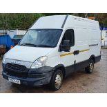 12/62 IVECO DAILY 35S11 SWB - 2287cc Van (White, 69k)
