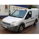 08/08 FORD TRANSIT CONN T200 L75 - 1753cc 6dr Van (White, 68k)