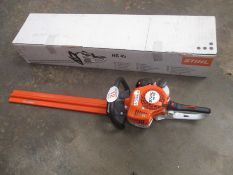 STIHL HS45 HEDGE TRIMMER NEW