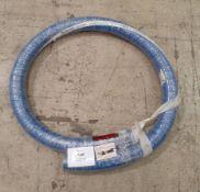 "Freshwater filler hose 2"" Food grade 2 metre 0919117"