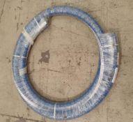 "Freshwater filler hose 2"" Food grade 4 metre"