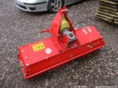 ROTAVATOR FOR COMPACT TRACTOR 2017