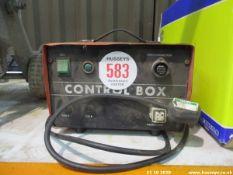WELDER CONTROL BOX