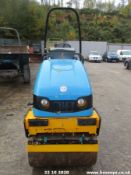 JCB Vibromax VM160-80 Ride on Roller (2007) (Ref P21C) 550HRS