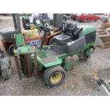 ROBERINE 500 RIDE ON MOWER RDC